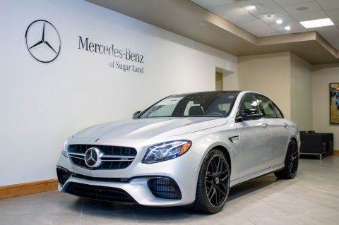 2020 Mercedes-Benz E-Class AMG® E 63 S Sedan