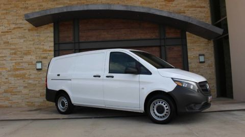 Pre-Owned 2018 Mercedes-Benz Metris Cargo Van With Navigation