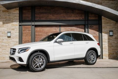 New 2019 Mercedes-Benz 300 Rear Wheel Drive SUV