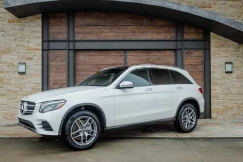 New 2019 Mercedes-Benz GLC 300 Rear Wheel Drive SUV