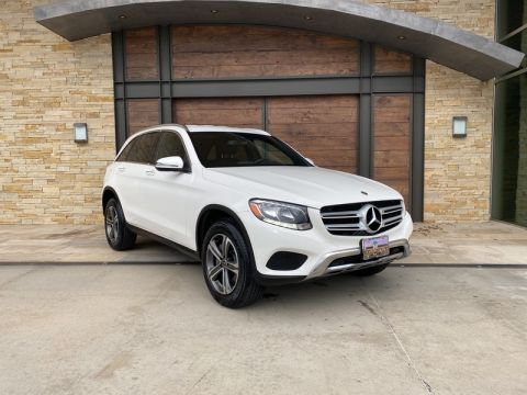 Certified Pre-Owned 2019 Mercedes-Benz GLC 300 Rear Wheel Drive SUV