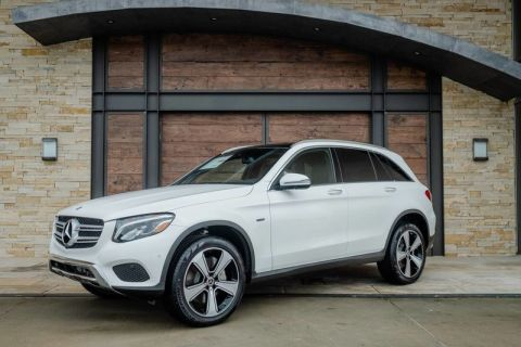 New 2019 Mercedes-Benz GLC 350 AWD 4MATIC®