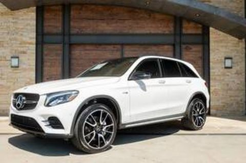 Pre-Owned 2019 Mercedes-Benz AMG® GLC 43 SUV AWD 4MATIC®
