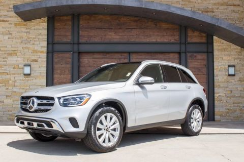 New 2020 Mercedes-Benz GLC 300 Rear Wheel Drive SUV