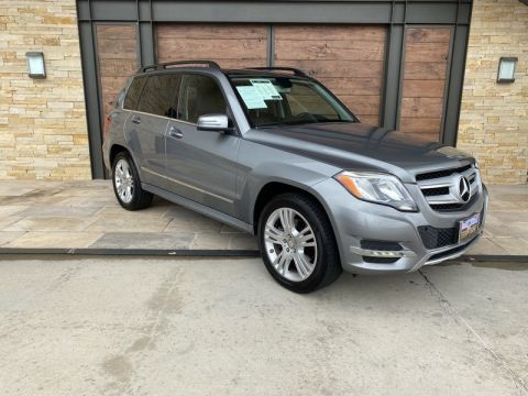 Pre-Owned 2015 Mercedes-Benz GLK 350 Rear Wheel Drive SUV