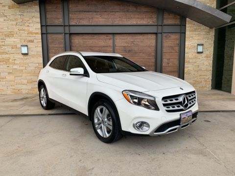 Certified Pre-Owned 2019 Mercedes-Benz GLA 250 Front Wheel Drive SUV