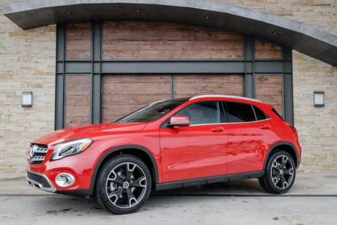 New 2019 Mercedes-Benz GLA 250 Front Wheel Drive SUV