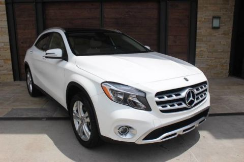 Pre-Owned 2018 Mercedes-Benz GLA GLA 250