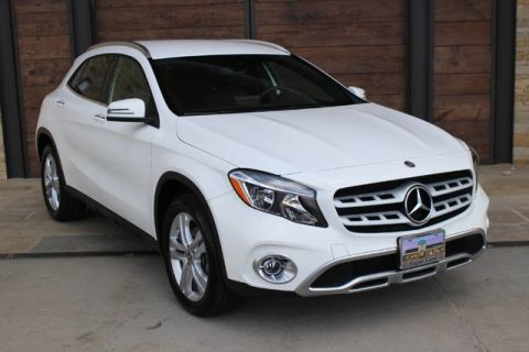 Certified Pre-Owned 2018 Mercedes-Benz GLA GLA 250
