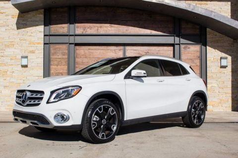 New 2020 Mercedes-Benz GLA 250 Front Wheel Drive SUV