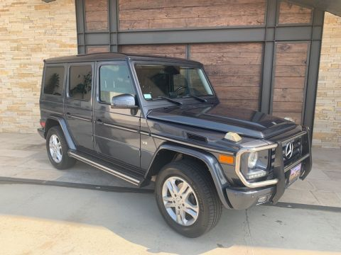 Pre-Owned 2014 Mercedes-Benz G 550 AWD 4MATIC®