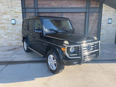 Pre-Owned 2013 Mercedes-Benz G 550 AWD 4MATIC®