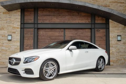 New 2019 Mercedes-Benz E 450 Sport Rear Wheel Drive COUPE