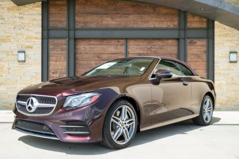 New 2019 Mercedes-Benz E 450 Sport AWD 4MATIC®