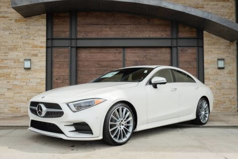 New 2019 Mercedes-Benz CLS 450 Rear Wheel Drive Coupe