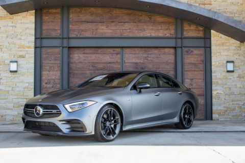 New 2020 Mercedes-Benz AMG® CLS 53 Coupe AWD 4MATIC®