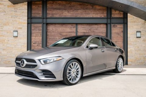 New 2019 Mercedes-Benz A 220 Front Wheel Drive SEDAN