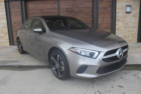 Pre-Owned 2019 Mercedes-Benz A 220 Front Wheel Drive SEDAN