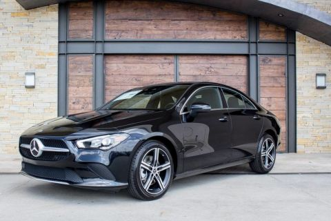 New 2020 Mercedes-Benz CLA 250 Front Wheel Drive Coupe