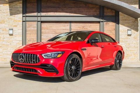 New 2020 Mercedes-Benz AMG® GT 53 AWD 4MATIC®