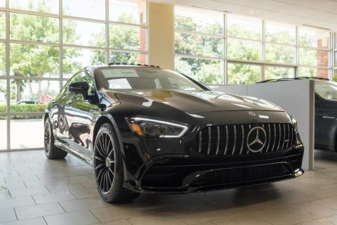 New 2019 Mercedes-Benz AMG® GT C 53 AWD 4MATIC®