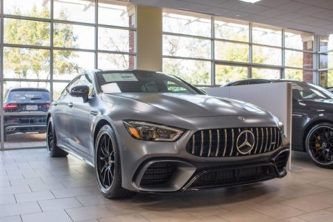 New 2020 Mercedes-Benz AMG® GT 63 S AWD 4MATIC®