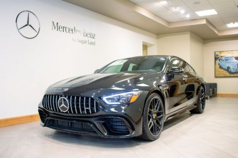 2020 Mercedes-Benz GT AMG® GT 63 S 4MATIC®