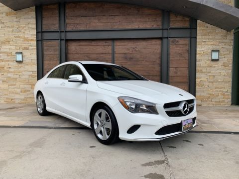 Certified Pre-Owned 2019 Mercedes-Benz CLA 250 Front Wheel Drive Coupe