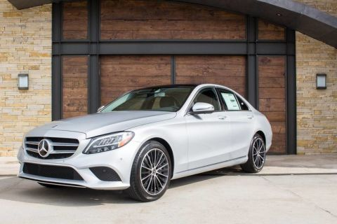 New 2020 Mercedes-Benz C 300 Rear Wheel Drive SEDAN