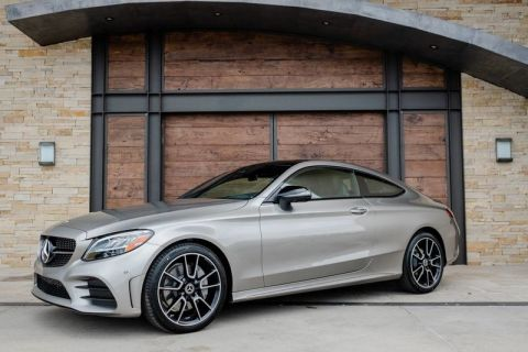 New 2019 Mercedes-Benz C 300 Sport Rear Wheel Drive COUPE