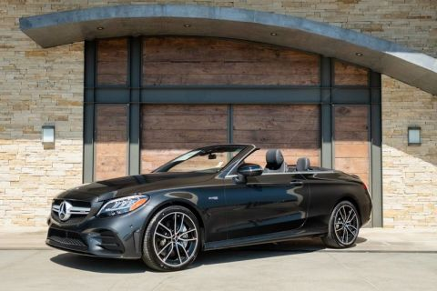 New 2019 Mercedes-Benz C-Class AMG® C 43 Cabriolet AWD 4MATIC®