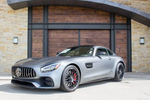 New 2020 Mercedes-Benz AMG® GT C With Navigation