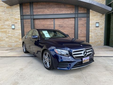 Certified Pre-Owned 2019 Mercedes-Benz E 300 With Navigation