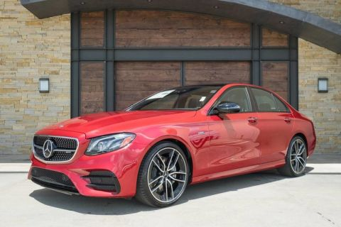 New 2019 Mercedes-Benz E-Class AMG® E 53 Sedan AWD 4MATIC®
