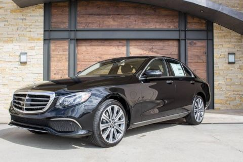 New 2020 Mercedes-Benz E 350 With Navigation