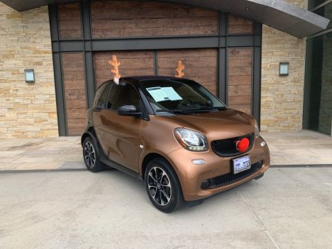 Pre-Owned 2016 smart SMT fortwo coupe Rear Wheel Drive COUPE