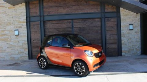 Pre Owned 2016 Smart Smart Fortwo Coupe Fortwo Coupe Coupe In Sugar